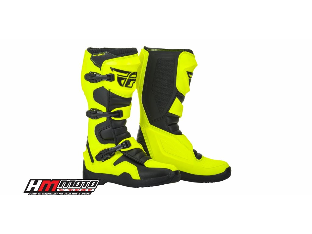 topanky new maverik fly racing usa hi vis cerna i348070