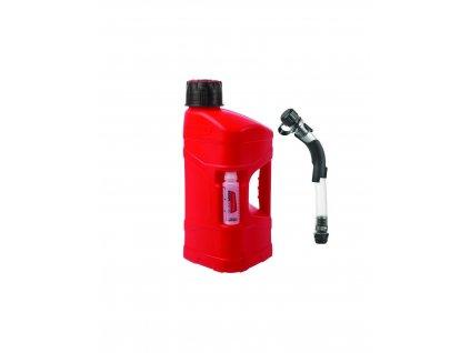 deposito para combustivel polisport pro octane 20 litros mangueira de enchimento
