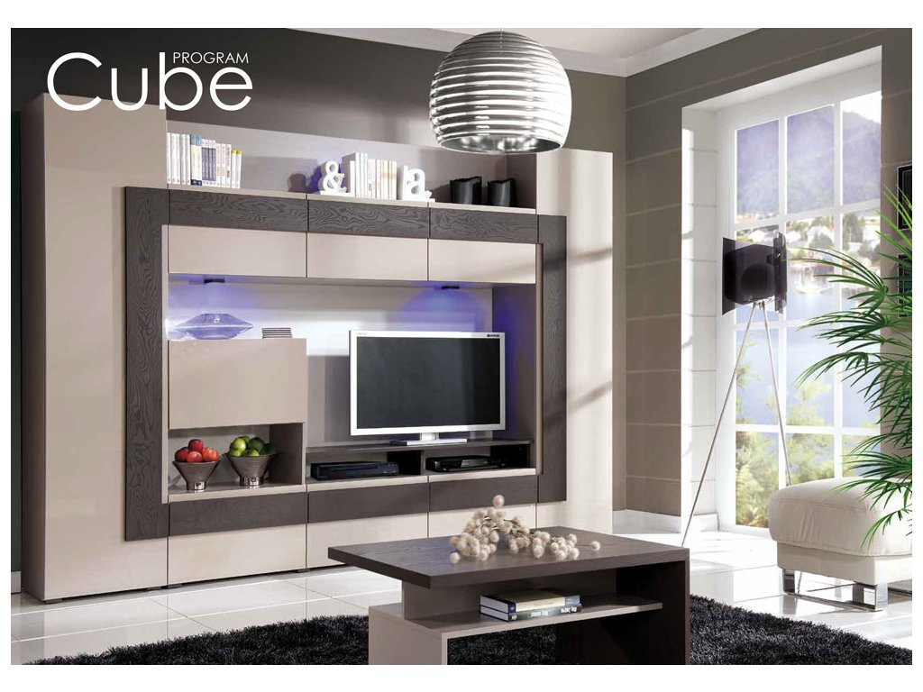 Kolekce CUBE: ukázka bydlení budoucnosti