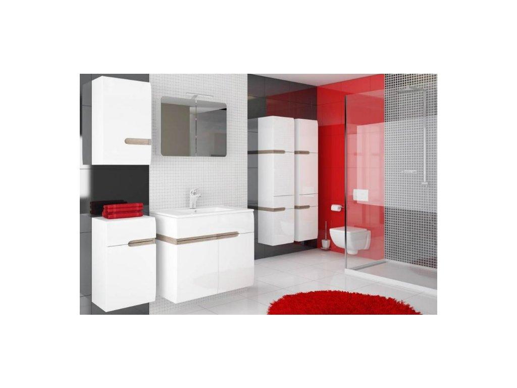 Nejoblíbenější koupelnový nábytek