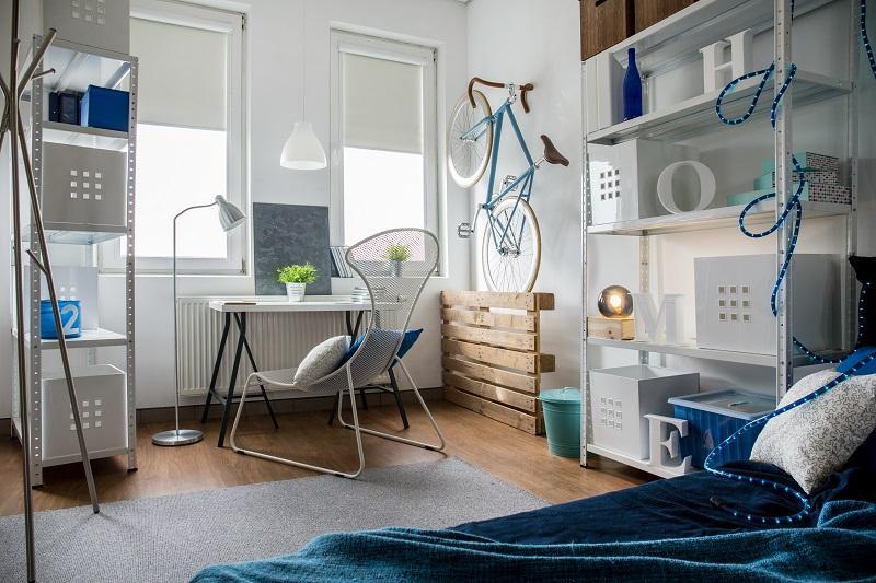 Jak chytře vyřešit problém s nedostatkem úložných prostor v malém bytě