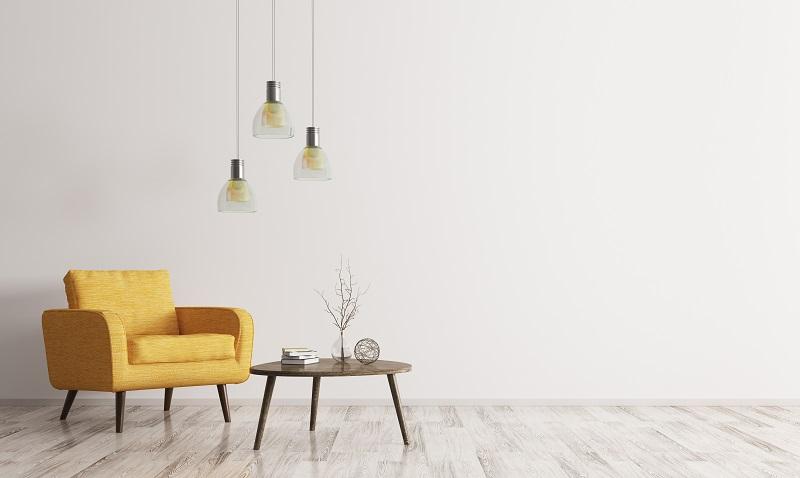 S minimalistickým nábytkem si pročistíte prostor v interiéru i svou mysl