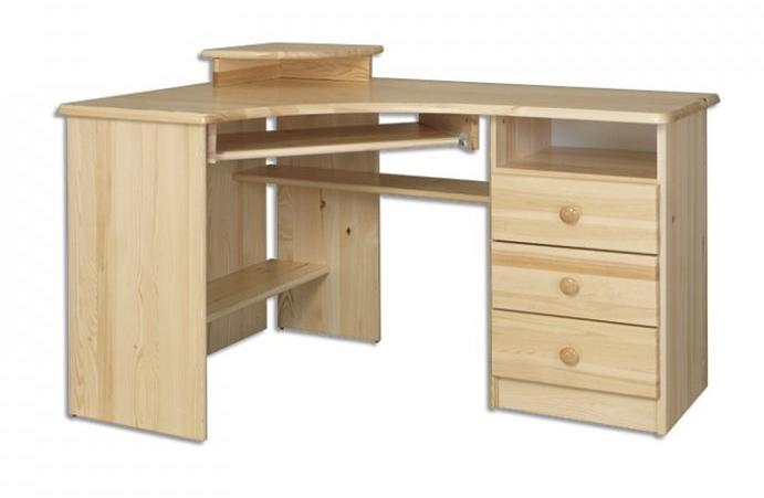 Přednosti psacích stolů z masivu
