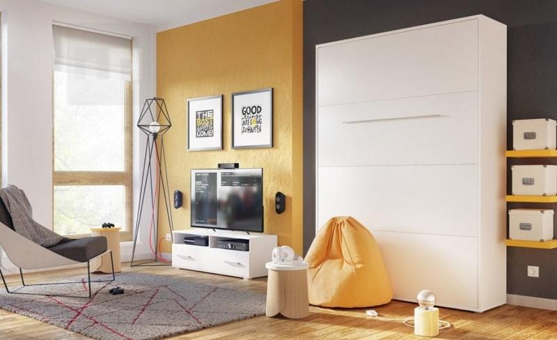 Sklápěcí postele vám pomohou v menším prostoru. Jak vybrat tu pravou?