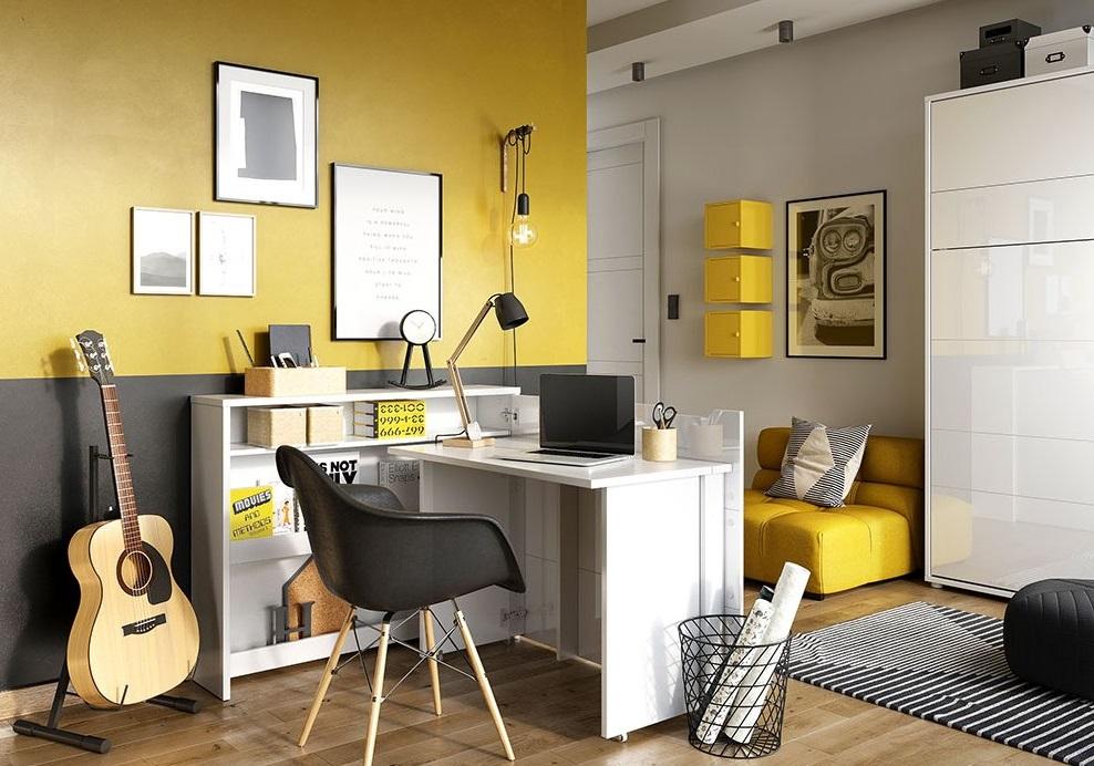 Jak pomocí nábytku vytvořit domácí pracovnu? Seznamte se s WORK CONCEPT