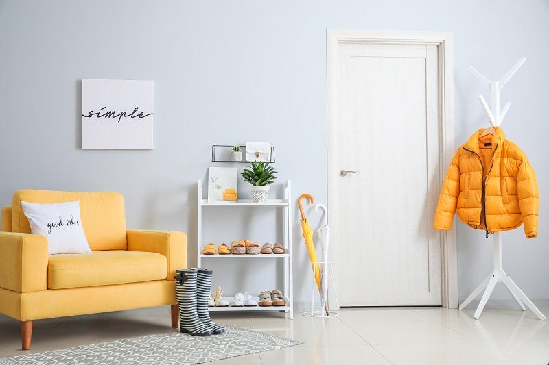 Trendy jarní barvy v interiéru