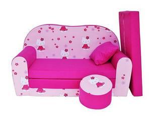 Dětské pohovky, gauče a křesílka