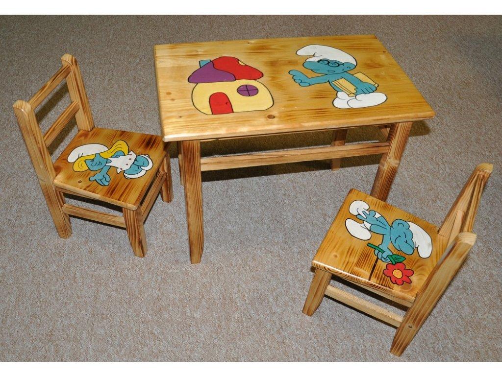 Dřevěné hračky a doplňky