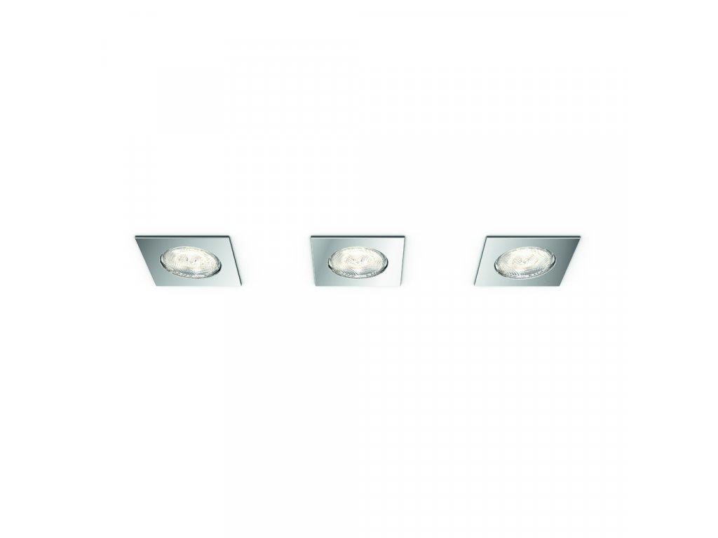 Podhledová - bodová osvětlení a světla do koupelny
