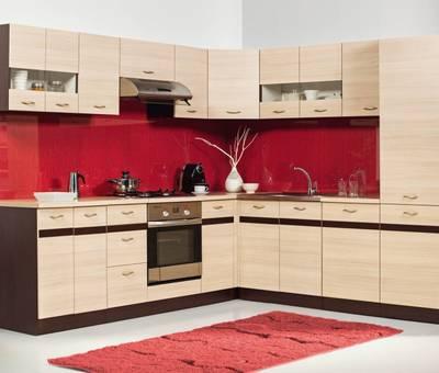 Kuchyně ELIZA mat - 2 barvy