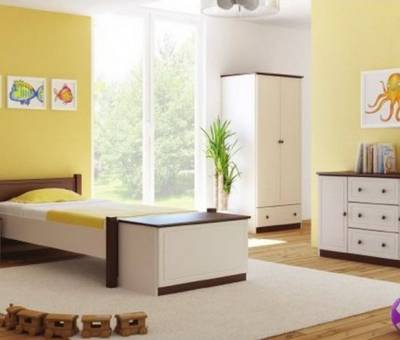 FURNITURE KIDS masiv - 6 barev