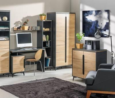 Kancelářský nábytek GAPPA - 2 barvy