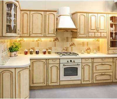 Kuchyně GOLD RETRO mat