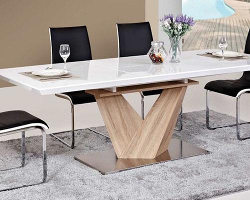 Jídelní stoly - moderní design