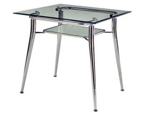 Kovové jídelní stoly