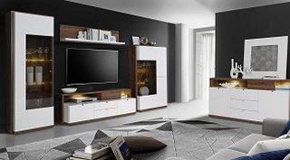 Moderní kolekce sektorového nábytku