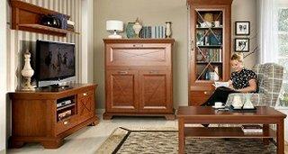 Sektorový nábytek do obývacích pokojů