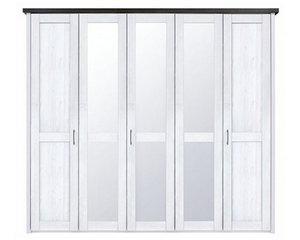 Šatní skříňě 5 dveřní