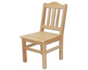 Židle a taburety z masivu