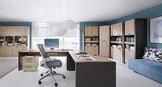 Kancelářský nábytek - sektor