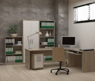 Kancelářský nábytek JOHAN - 2barvy