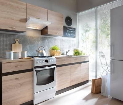 Kuchyně JUNONA mat /lesk - 5 barevných variant