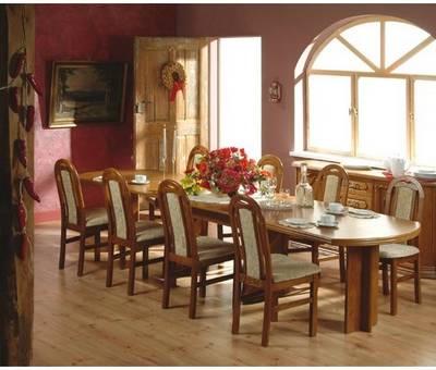 Rustikální nábytek KINGA