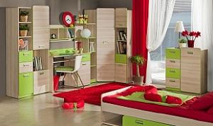Dětský pokoj - přes 80 kolekcí