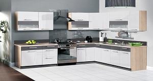 Kuchyně - sektor na vykládání
