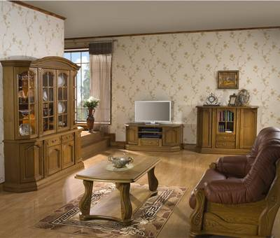 Rustikální nábytek NORMAN
