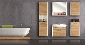 Koupelnový nábytek SESO dub sonoma