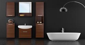 Koupelnový nábytek SESO višeň malaga