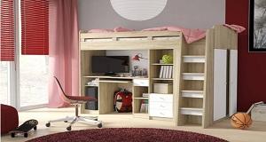 Dětské patrové postele