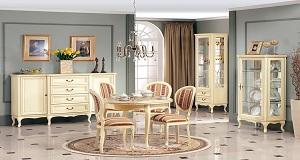 Klasické De Luxe kolekce nábytku