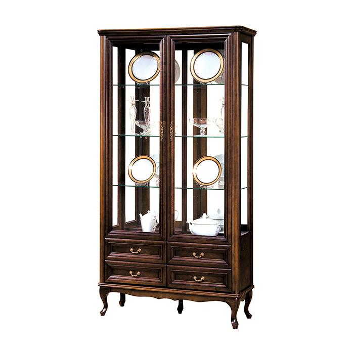 WERSAL - skříně, vitríny, zrcadla
