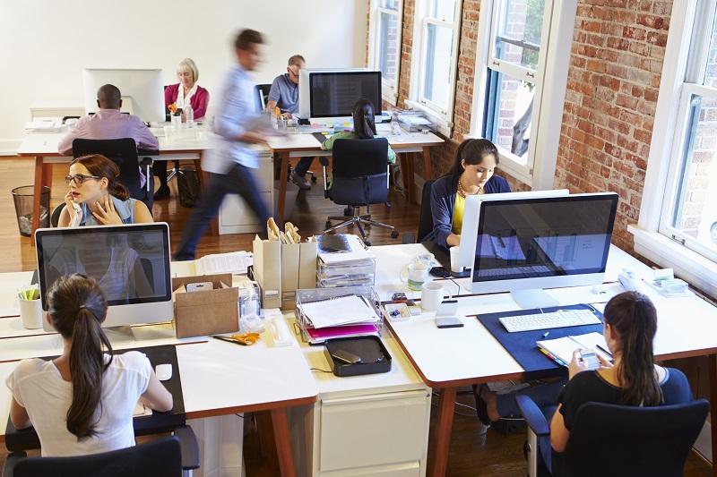 Jak na kreativní kancelář