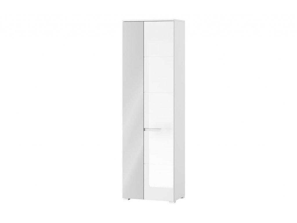 Šatní skříň se zrcadlem SELENE 22
