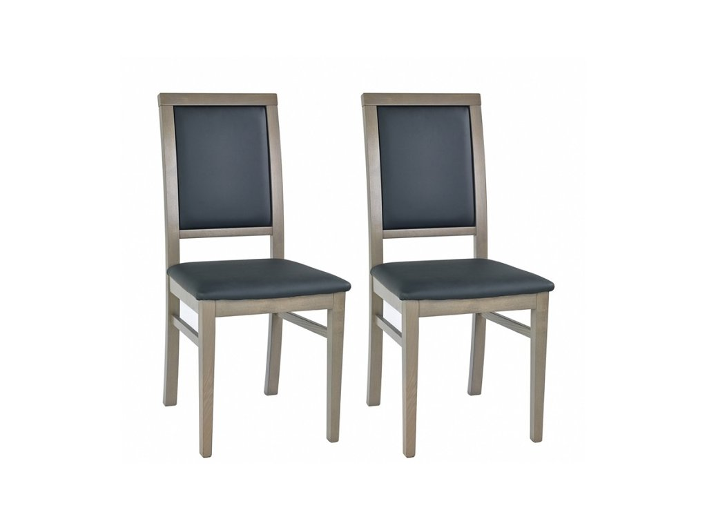 Židle LATI komplet 2 kusy
