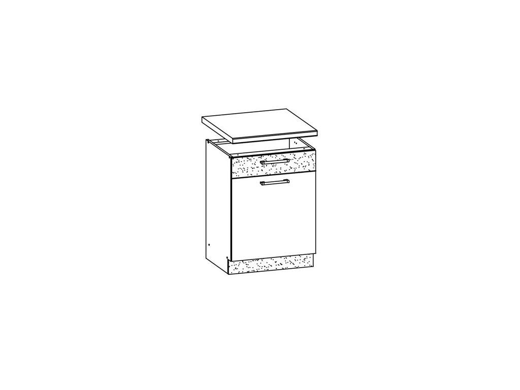 Dolní skříňka LP 60 MODENA MD16/D60S1
