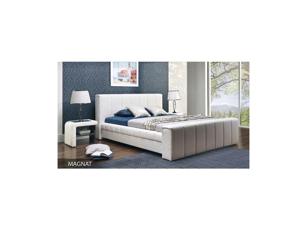 Čalouněná postel MAGNAT 160