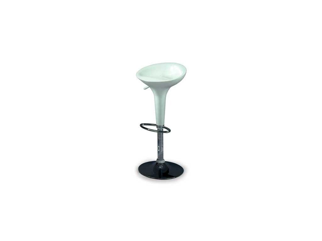 Barová židle AUB-9002 WT
