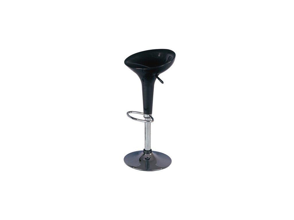 Barová židle AUB-9002 bk