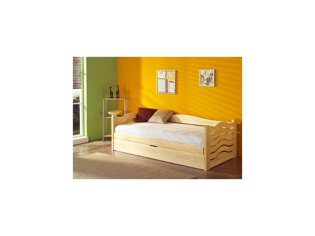 Dětská postel OLGA 190x87 cm