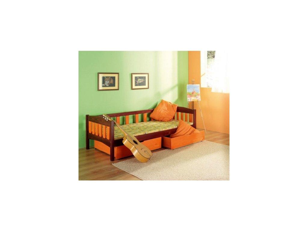Dětská postel ZUZANA