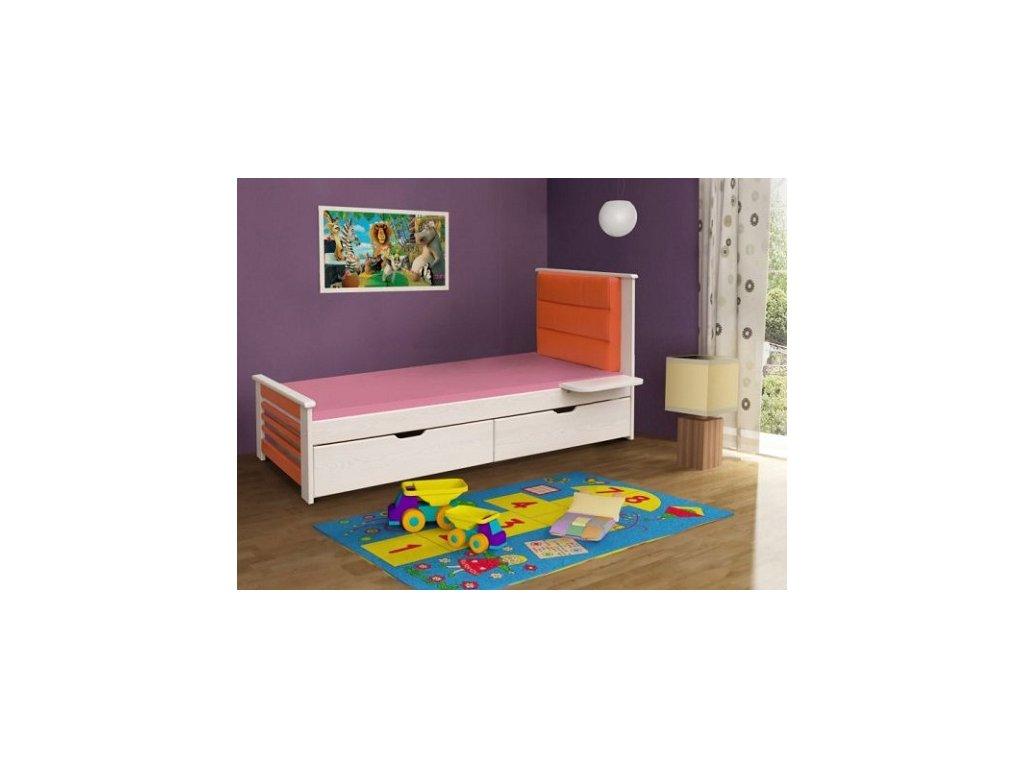 Dětská postel MATYLDA 190x87