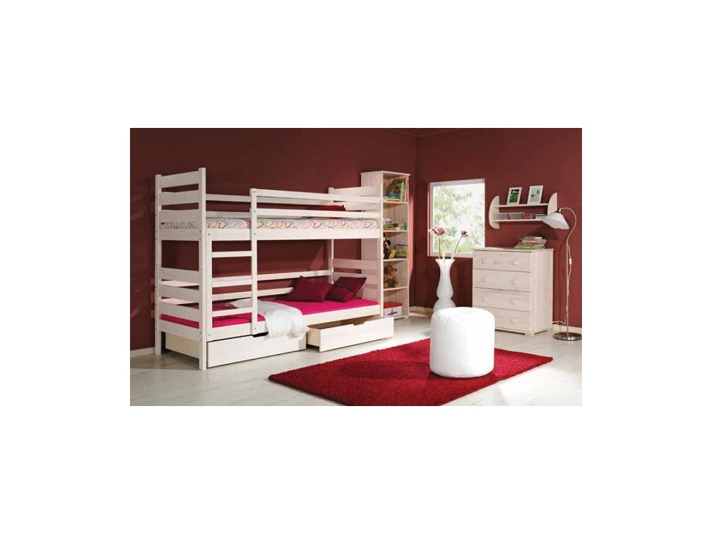 Patrová postel DAREK