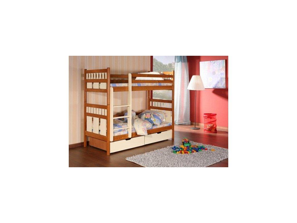 Dětská patrová postel OLIVER