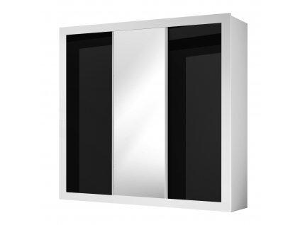 Šatní skříň 3D LUCCA 19