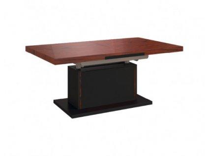 Rozkládací jídelní stůl IV E automatický ELEGANTE lesk