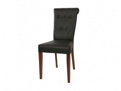 Jídelní židle MAJORKA carabu ELEGANTE lesk